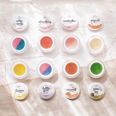 Lip scrub-all varian