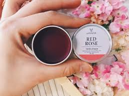 Tint balm-red rose